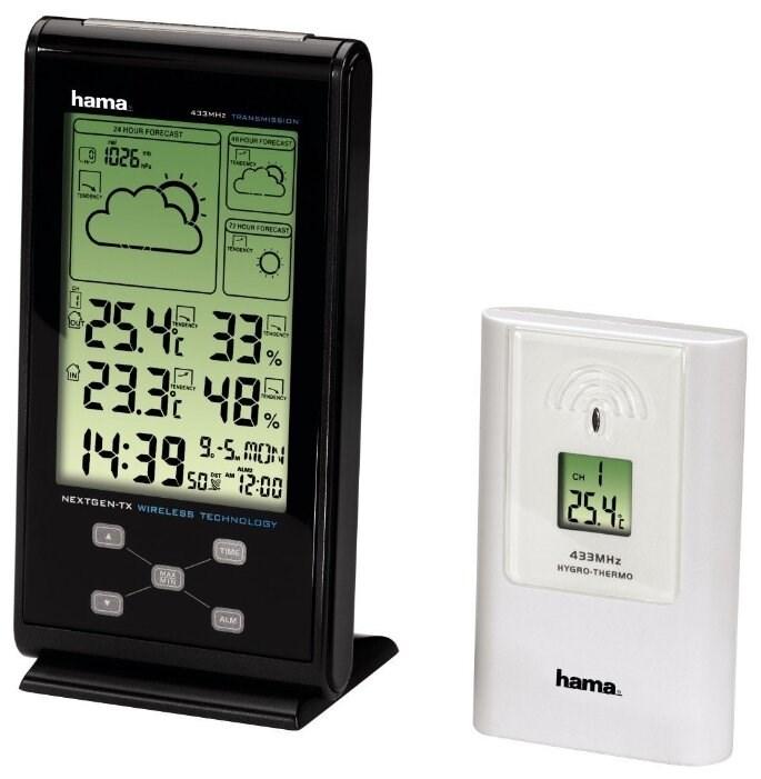 Портативный аккумулятор hama joy , 10400mah, 2xusb, 21a, черный (137493)