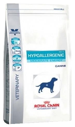 Hypoallergenic корм royal canin dog