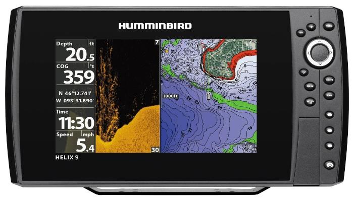 techsonic industries inc humminbird new products