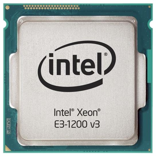 Intel Xeon E3-1286LV3 Haswell (3200MHz, LGA1150, L3 8192Kb)