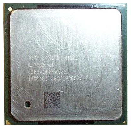 Intel Pentium 4 2667MHz Northwood (S478, L2 512Kb, 533MHz)