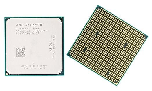 AMD Athlon II X2 215 (AM3, L2 1024Kb)
