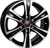 NP-Wheels Buran 6 8x18/6x114.3 D67.1 ET30 B4