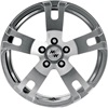 M&K MK-XVII 7.5x17/5x108 D73 ET42 Silver