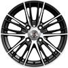 NZ Wheels F-33 6.5x16/5x105 D56.6 ET39 BKF