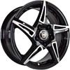 NZ Wheels SH661 7x18/5x114.3 D66.1 ET40 BKF