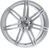 ASA Wheels GT2 7.5x17/5x100 D64.1 ET38 Silver