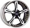 ASA Wheels DS3 8.5x19/5x120 ET20