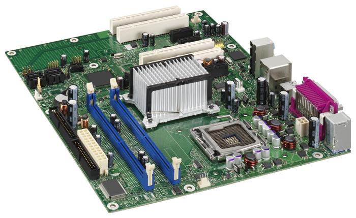 Intel Desktop Board D945GTP Specs - CNET