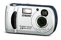 Cyber-shot DSC-P31