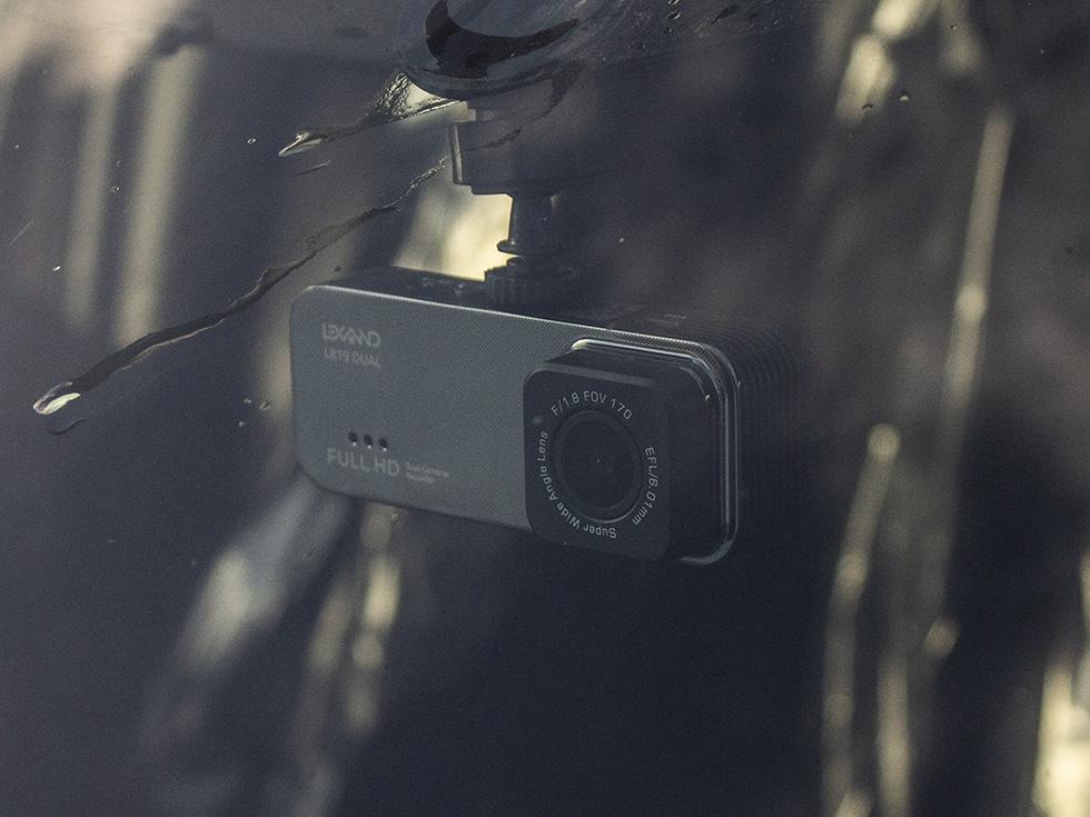 Lexand LR 19 Dual автомобильный регистратор