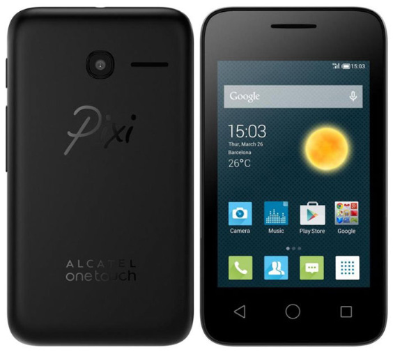 Alcatel One Touch PIXI 3 (4,5) 4027D