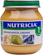 Nutricia цветная капуста кабачок