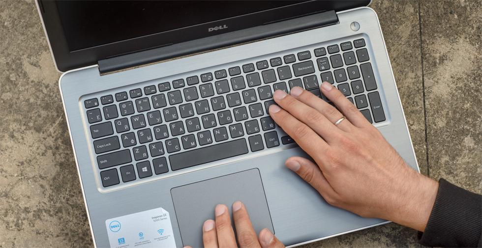 Клавиатура Dell Inspiron 15 5567.