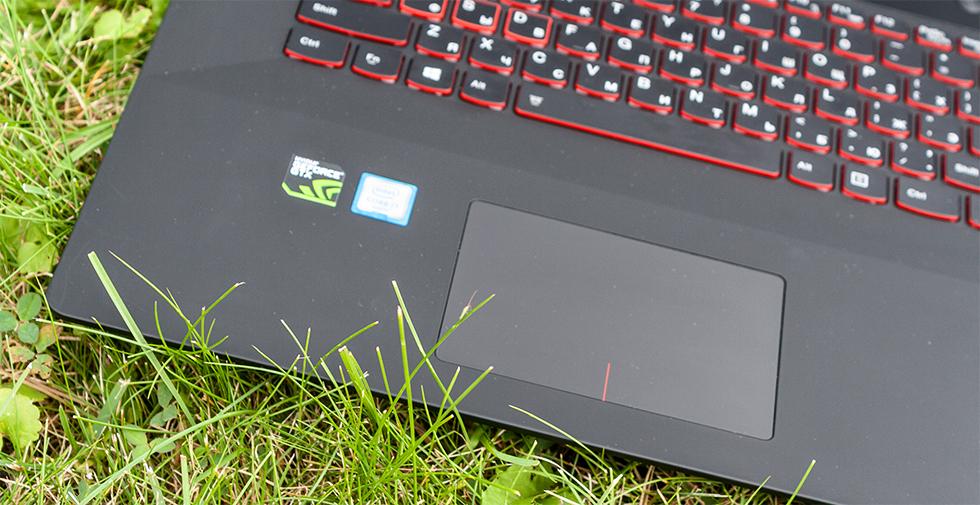 Тачпад ноутбука Lenovo IdeaPad Y700 17.