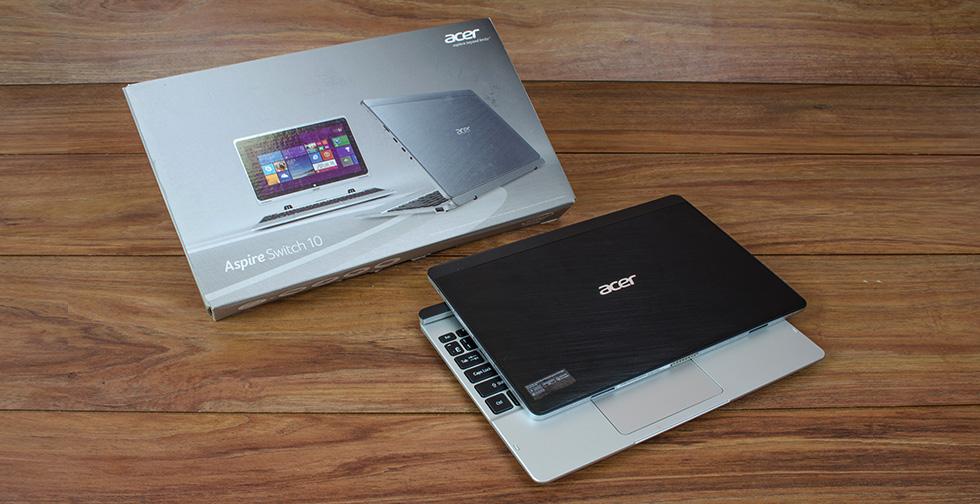 Коробка Acer Aspire Switch 10