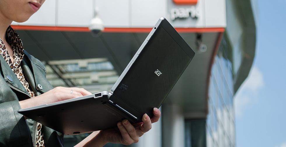 Acer Aspire Switch 10 в режиме
