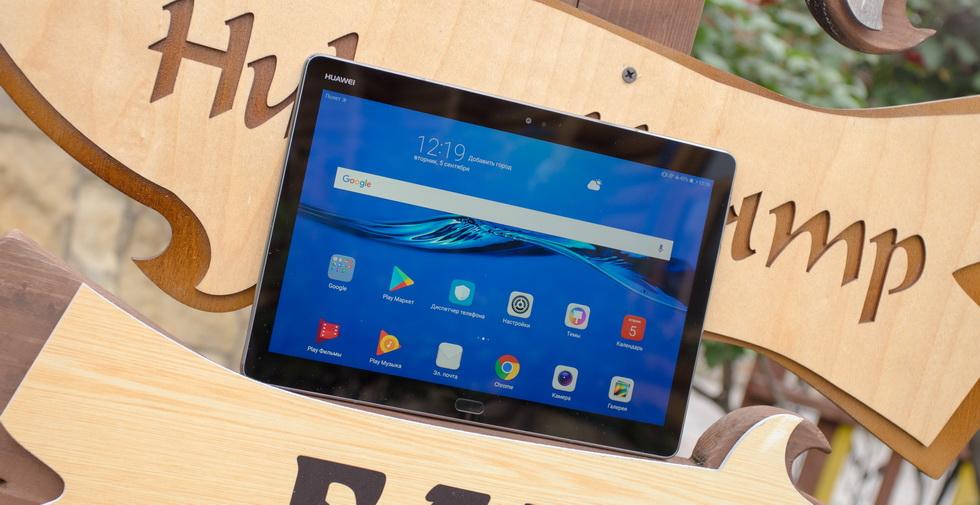 Huawei MediaPad M3 Lite 10 0 10-дюймовый планшет, с которого можно звонить.