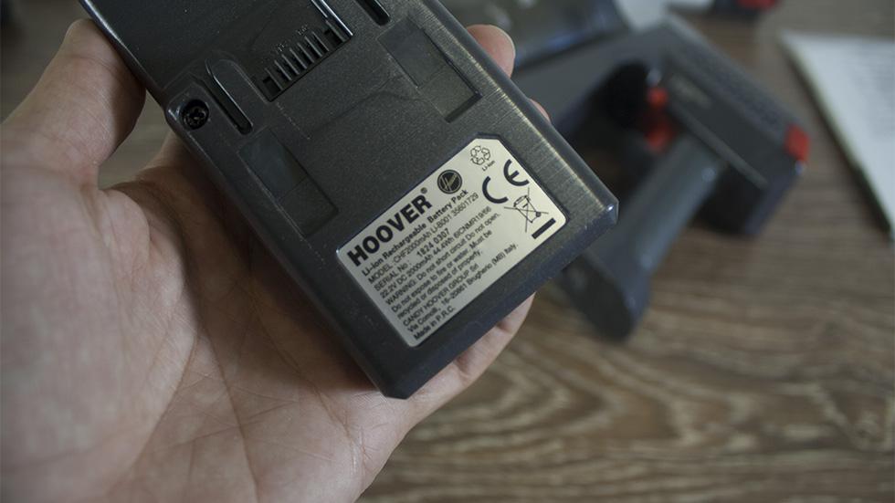 Съемная батарея Hoover FD 22RP 011 Freedom 2 in 1.