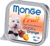 Monge Fruit Pate Duck/Orange 0.1 kg